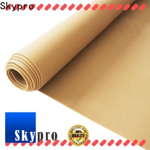 Skypro custom rubber flooring wholesale for flooring mats