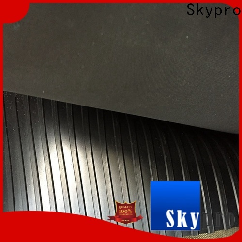 Skypro rubber matting suppliers supply for flooring mats