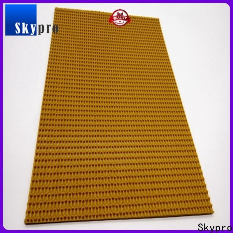 Skypro conveyor belt manufacturers manufacturer for bathroom