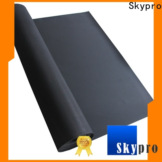 Skypro rubber backed mats wholesale