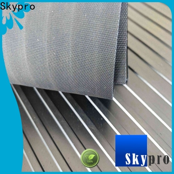 Custom made rubber bar mat supply for home