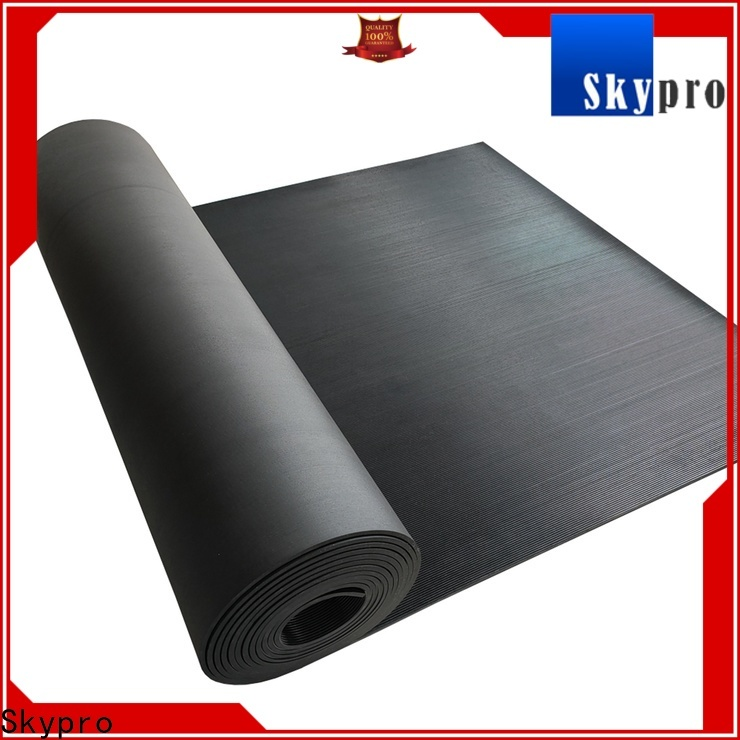 Latest rubber gym mats for sale for flooring mats