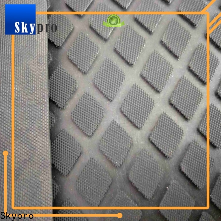 Latest rubber backed mats manufacturer