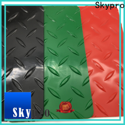 Top pvc coil mat for sale for outdoor