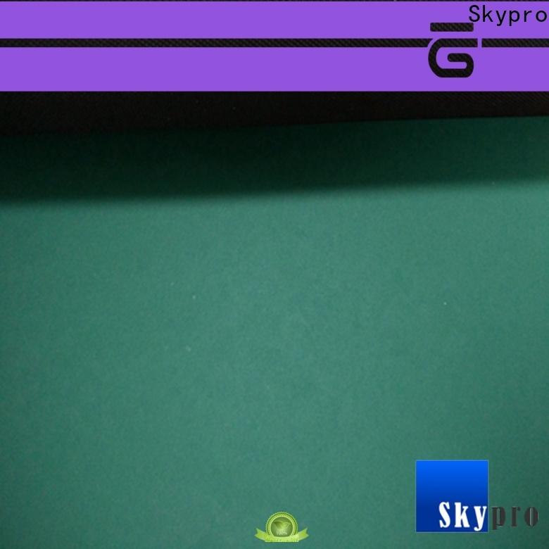 Skypro gum rubber sheet for car floor mats