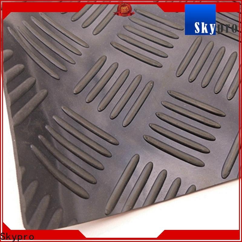 New custom rubber floor mats company for car