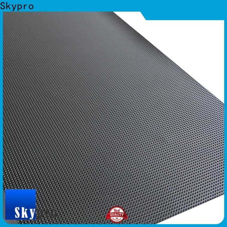 Skypro Custom made coin rubber mat supplier for flooring mats