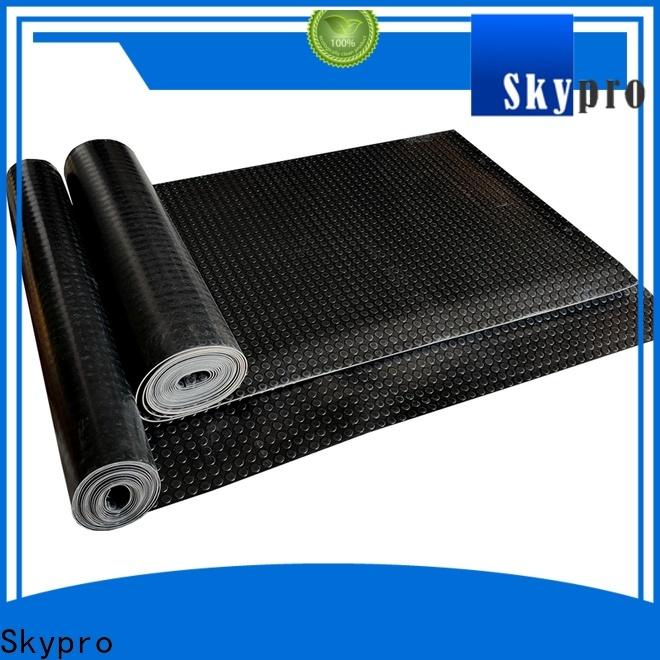 Top rubber flooring manufacturers supplier