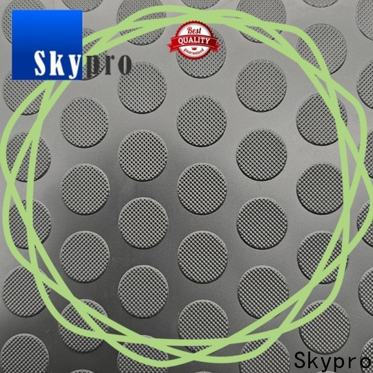 Skypro pvc floor mat company for exercise