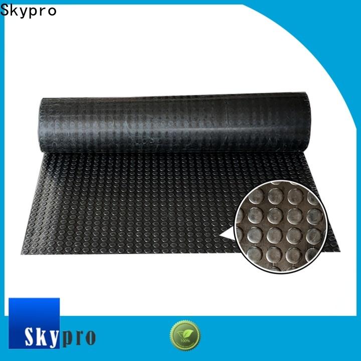 High-quality rubber matting suppliers vendor for flooring mats