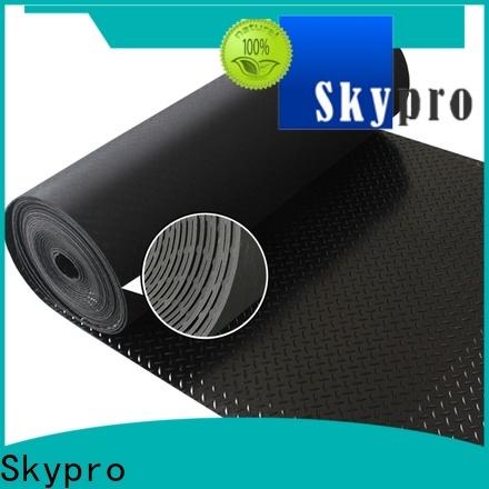 Skypro Professional rubber backed mats manufacturer for car