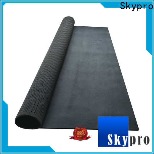 Custom made rubber sheet material vendor for signs and displays