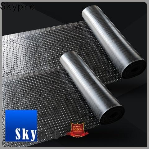 Skypro Top rubber bar mat supplier for home