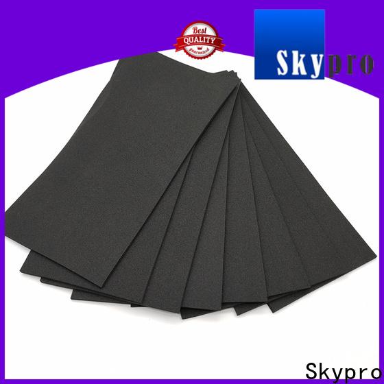 Skypro rubber sheet material wholesale for signs and displays