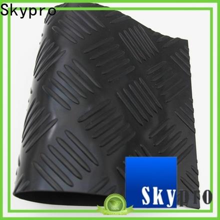 Skypro rubber mat company vendor for home