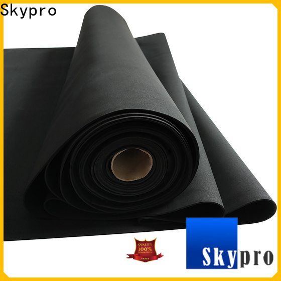 Skypro Custom rubber sheet material supplier for special package