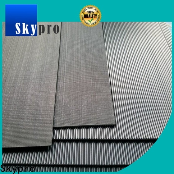 Skypro rubber backed mats company for home