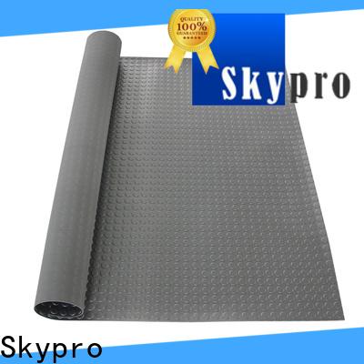 Skypro pvc floor mat supplier for exercise