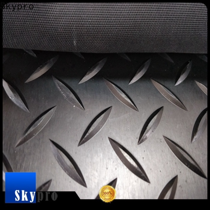 Skypro buy rubber floor mats vendor for flooring mats