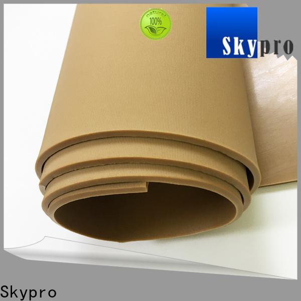 Custom made grey rubber flooring supplier for home
