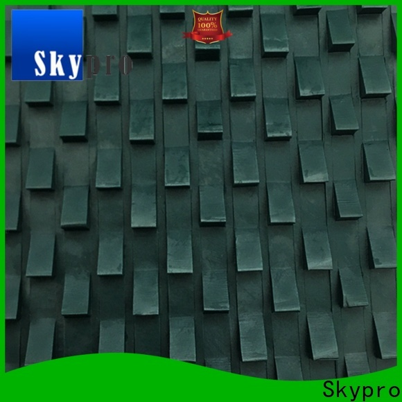 Skypro Latest conveyor belt manufacturers supply for bathroom