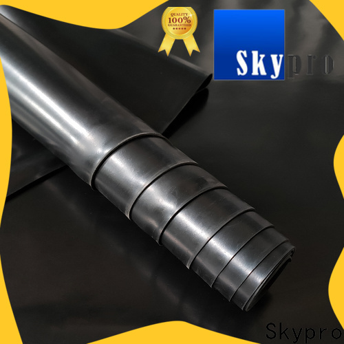 Skypro natural rubber sheet for sale for farms