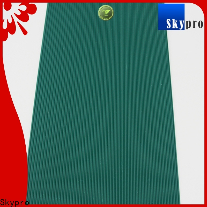 Custom made dielectric rubber mat supplier for home