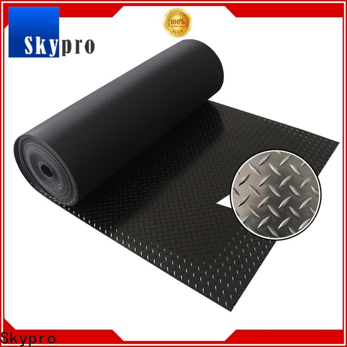 Skypro bulk rubber mat supplier for farms