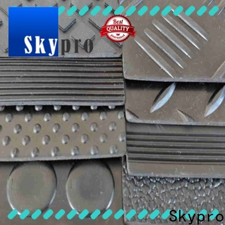 New 1 inch thick rubber mats manufacturer for home
