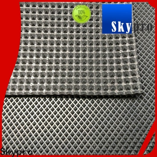 Professional ribbed rubber matting factory for car