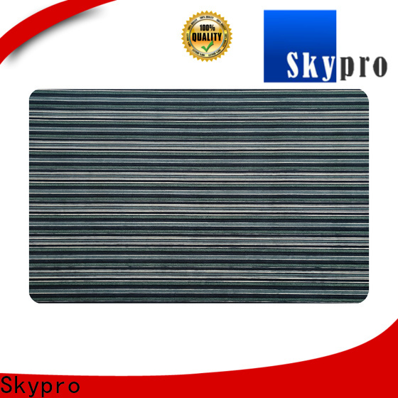 New welcome floor mats manufacturer for home