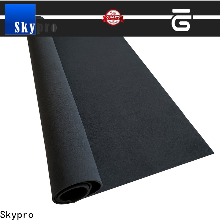 Best neoprene fabric price wholesale for signs and displays