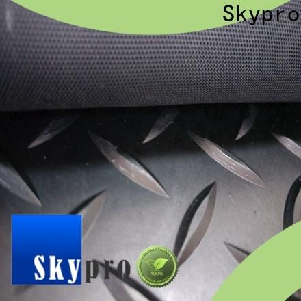 Skypro Best black rubber tiles supplier for car