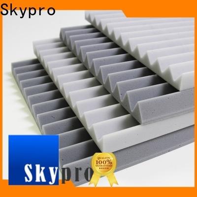 Skypro New foam rubber sound insulation supplier for sound