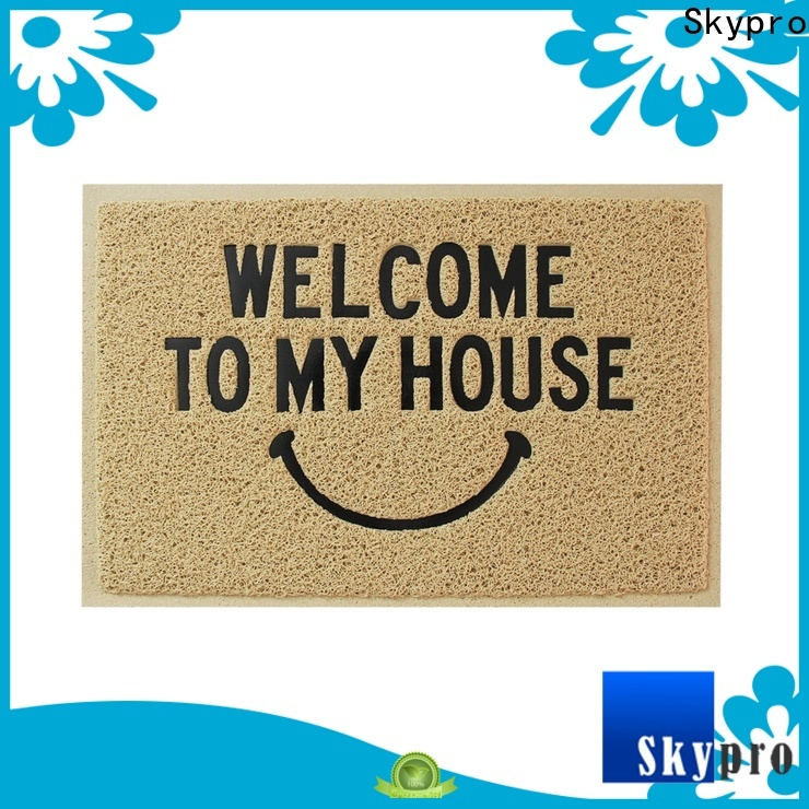 Top welcome floor mats for sale for hotel