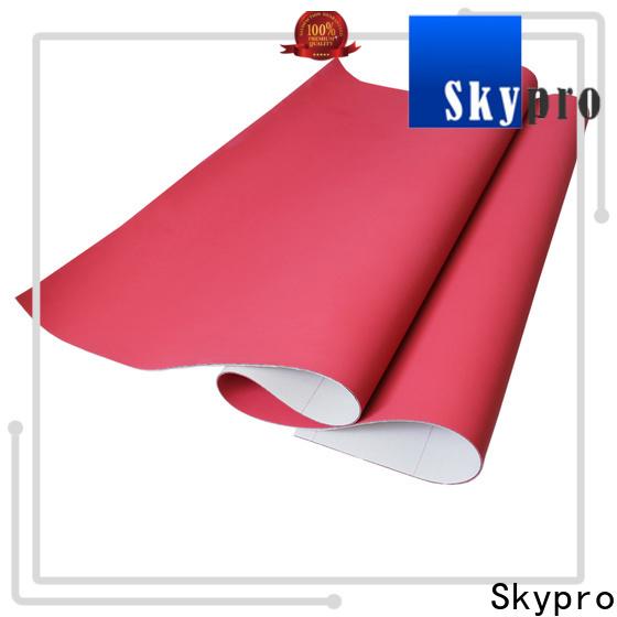Skypro reinforced rubber sheet supplier for car floor mats