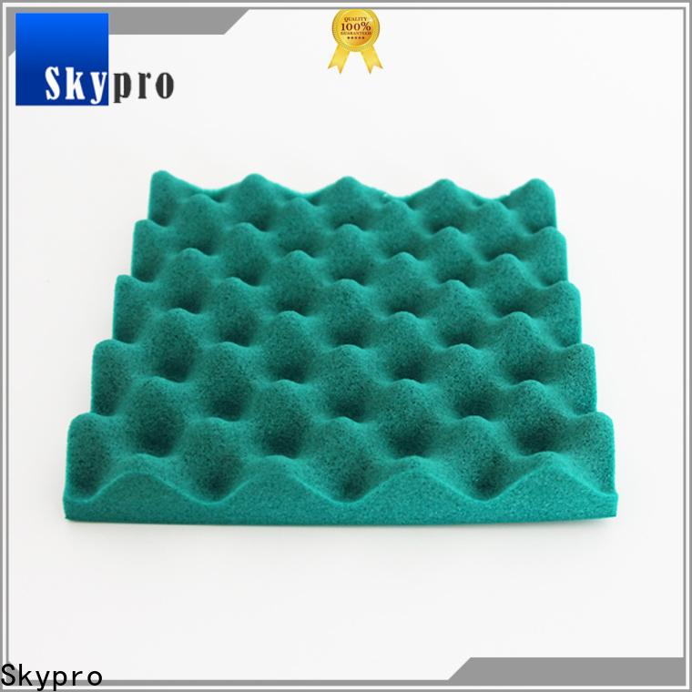 Skypro soundproofing foam rubber factory for karaoke
