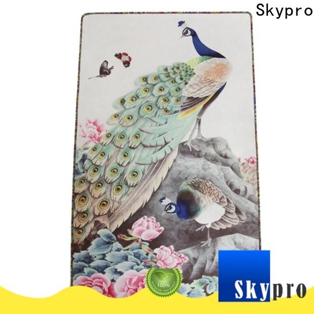 Skypro double front door mat supplier for aprtment