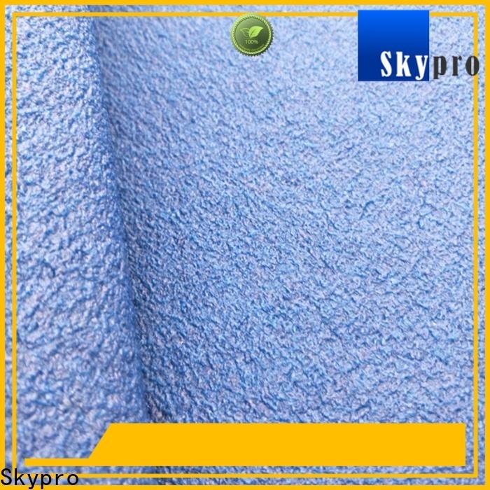 Skypro Professional custom rubber flooring supply for car
