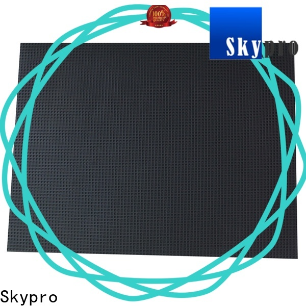 Skypro sheet rubber roll factory for car floor mats