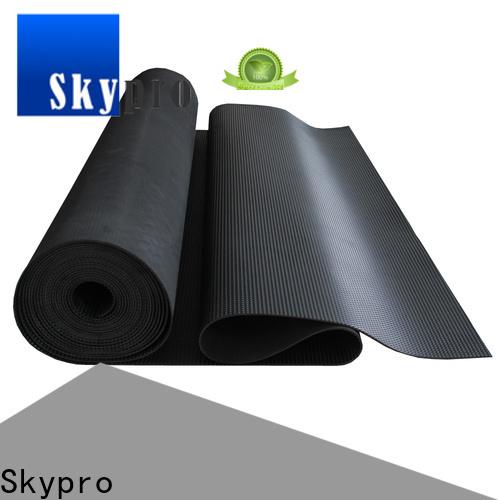 Skypro custom rubber flooring factory