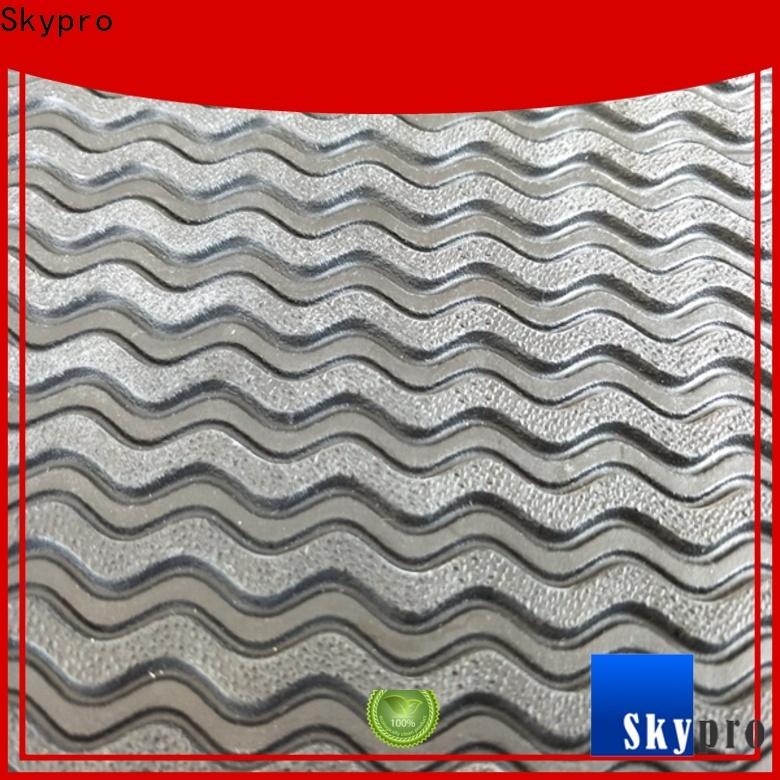 Skypro Custom made sheet rubber flooring manufacturer for home