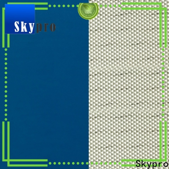 Skypro blue conveyor belt wholesale for postal sorting syste