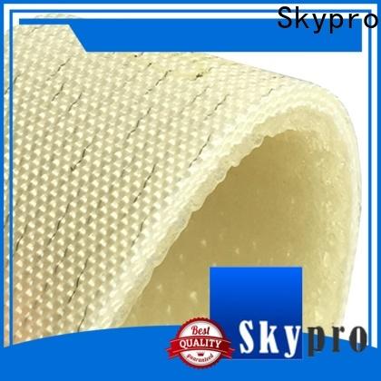 Skypro green conveyor belt supplier for department store