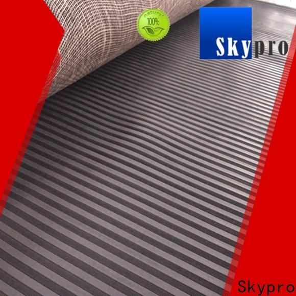 Skypro Custom red rubber sheet for car floor mats