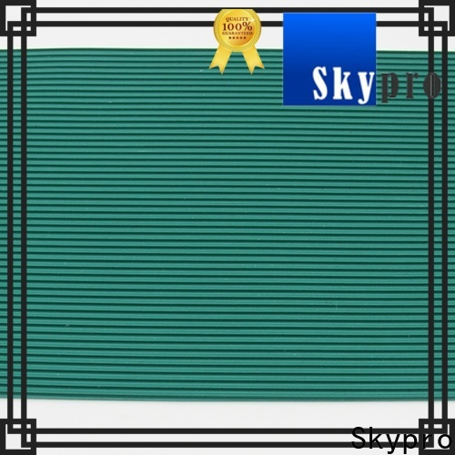 Professional anti slip rubber flooring manufacturer for home