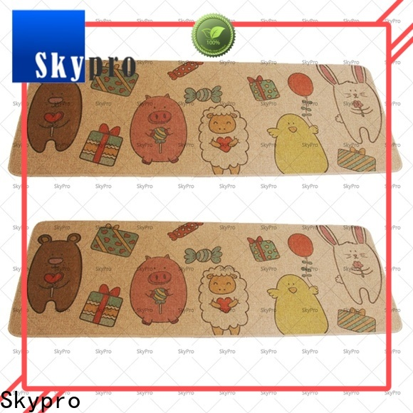 Top customized welcome mat for sale for hotel