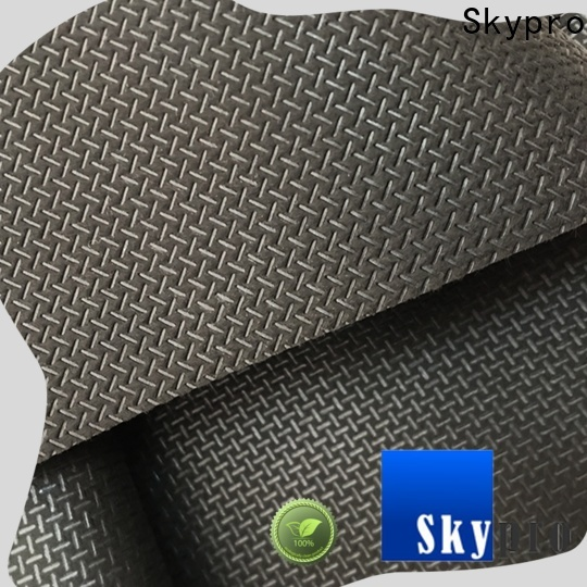 Skypro outdoor rubber matting roll supply for car