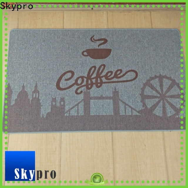 Skypro Custom square door mat for sale for hotel