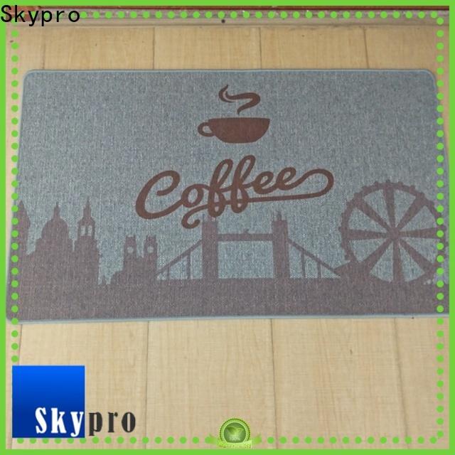 Skypro Custom square door mat for sale for hotel